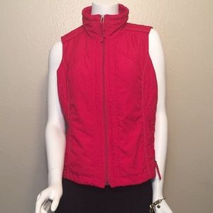 COLDWATER CREEK Red Vest